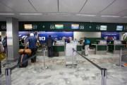 Check-in in aeroporto, a bordo con un click