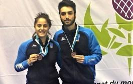 Frascati Scherma: Bianchi di bronzo ai mondiali militari, fiorettisti Under 14 bene a Treviso