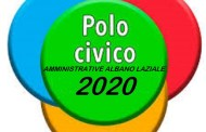 """NASCE LA LISTA """"CIVICALBANO"""" POLO CIVICO 2020"""