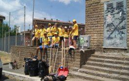 Un'estate all'insegna del recupero ambientale
