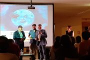 L'astronauta Guidoni a Nemi per il 50mo anniversario dello sbarco sulla Luna