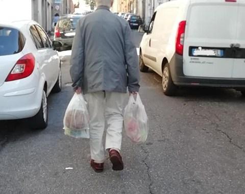 C'ERA UNA VOLTA L'ANTICA STRADA PRIMA DI SAN PAOLO