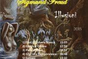 Sigmund Freud, original band dei Castelli Romani, in gara al Tour Music Fest – The European Music Contest