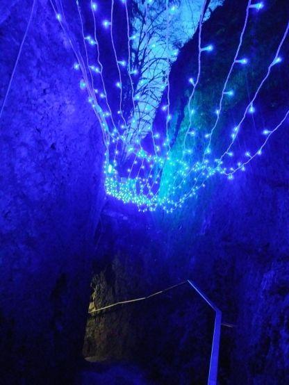 Grotte di Rescia Natale in Grotta Lago di Lugano 2