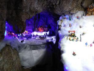 Grotte di Rescia Natale in Grotta Lago di Lugano 4