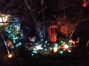 Grotte di Rescia Natale in Grotta Lago di Lugano 7