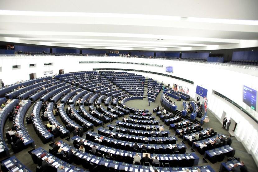 Insediamento Parlamento europeo
