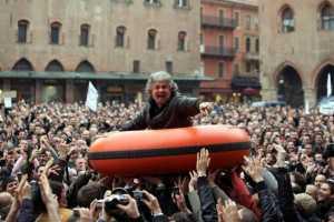 >>>ANSA/ COMUNALI: GRILLO, A PARMA E GENOVA PROBABILE BALLOTTAGGIO!
