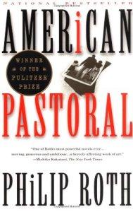 """La copertina del romanzo """"Pastorale americana"""", vincitore del premio Pulitzer."""