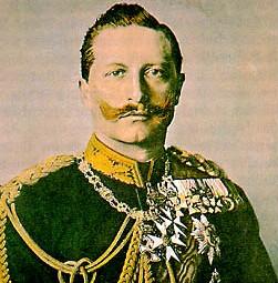 Il Kaiser Guglielmo II