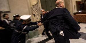 Mafia Roma: protesta per elezione Baglio, urla in Aula