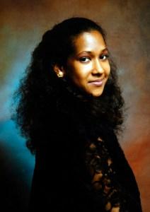 Un'immagine di Joyce Vincent, morta nel 2003