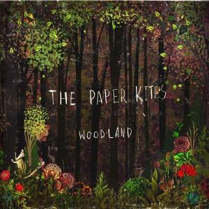 """La copertina dell'album dei Paper Kites, """"Woodland"""", da cui è estratta """"Bloom"""""""