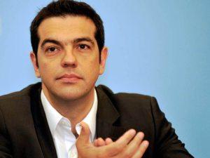 Alexis Tsipras è Primo Ministro della Grecia dal 26 gennaio scorso.