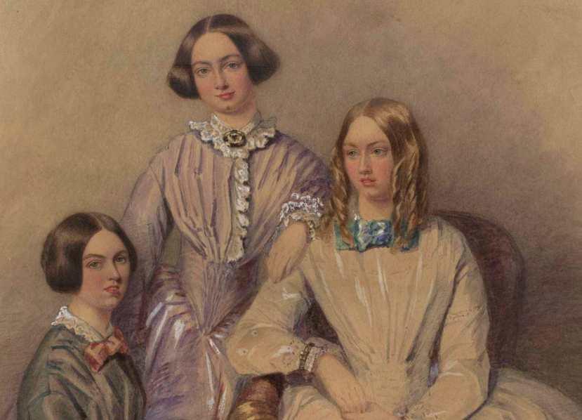sisters-bronte
