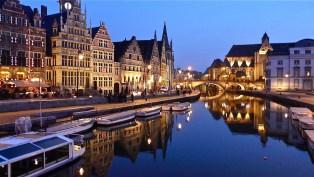 Ghent, città originaria di Verhofstadt