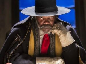Samuel L. Jackson è alla quinta collaborazione con Quentin Tarantino