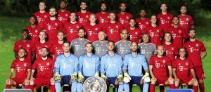 I bavaresi dell'FC Bayern sono primi in bundesliga (46 punti in 17 gare) e qualificandosi primi nel girone di Champions (15 punti in 6 partite) affronteranno l'FC Juventus agli ottavi