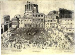 Petersplatz-um-1600