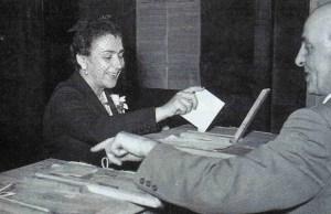 Il 2 Giugno 1946 anche le donne poterono votare per la prima volta in Italia