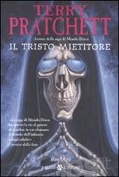 La copertina italiana de Il tristo mietitore di Terry Pratchett