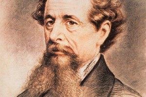 Charles Dickens (1812-1870) noto scrittore britannico, autore di «Canto di Natale».