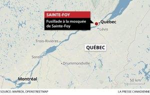 Il 30 Gennaio si è consumata una sparatoria in una moschea del Quebec,proprio all'indomani dalle critiche mosse dal primo ministro all'ordine anti-musulmani di Trump.
