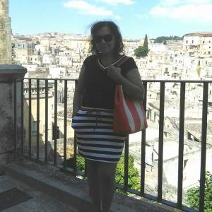 Teresa Rosito è un'emergente poetessa italiana