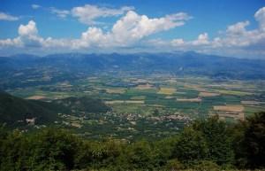 La Valle Santa di Rieti