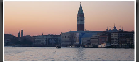 Venezia e la laguna vincono il bando per i  ''Beni Invisibili''