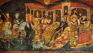 S.Clemente e i Cappuccini di via Veneto a Roma
