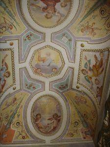 Artimino cappellina_affrescata_(Passignano_e_Poccetti)