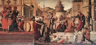 A Venezia l'arte del Carpaccio incontra Bill Viola