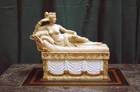 E' Paolina la Venere Vincitrice della Galleria Borghese