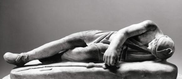 La gloria dei vinti: antichi marmi in mostra a Roma