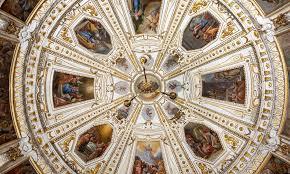 Sacri splendori: la cappella delle reliquie a palazzo Pitti