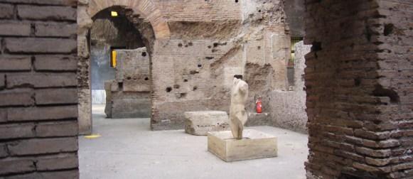 Lo stadio di Domiziano a Roma