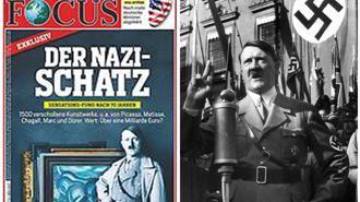 """Ritrovato a Monaco il """"tesoro dei Nazisti"""""""