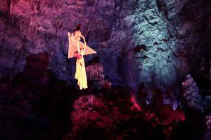 grotte Castellana danza