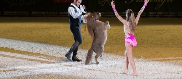 Cavalli a Roma, torna il salone equestre della capitale