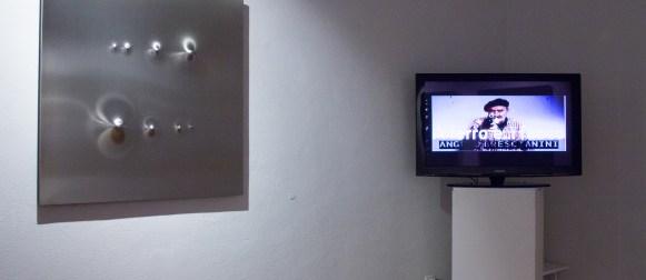 Angelo Brescianini, l'artista che usava le pallottole