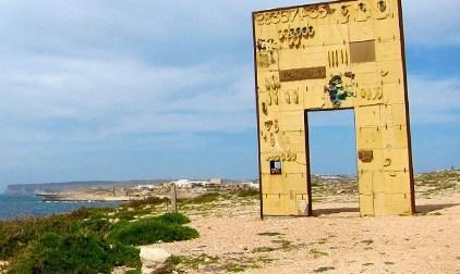 Arte e integrazione nel nuovo museo della fiducia di Lampedusa