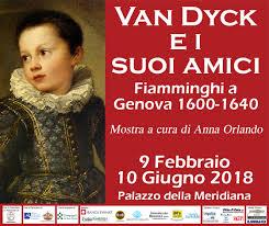 Van Dyck e i suoi amici, Fiamminghi a Genova 1600 – 1640