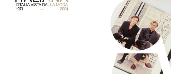 "Milano fashion week, la moda ""Italiana"" dal 1971 al 2001"