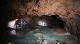 Roma, sotto il Celio un labirinto di laghi sotterranei