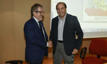 Antonio Di Pietro e Roberto Maroni