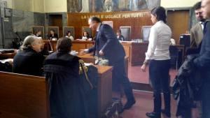 Un processo a Milano