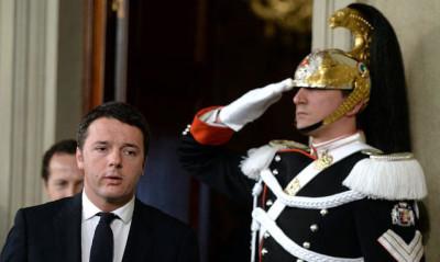 Renzi-Quirinale