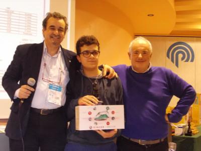 2014 - Carlo Vella Angelo Caponnetto primo open B -Giuseppe Battaglia