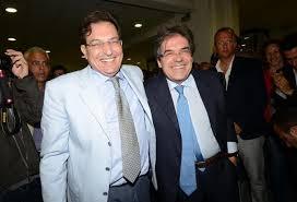 Rosario Crocetta e Enzo Bianco